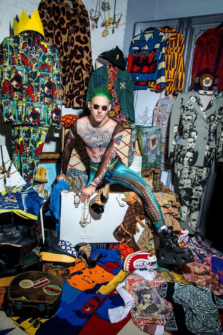 Collecting Jean Paul Gaultier – Meet Steve Karas of House W. NYC
