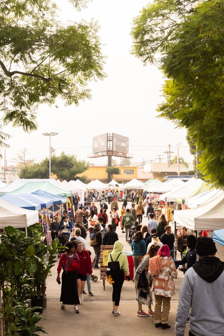 Guide to LA Flea Markets