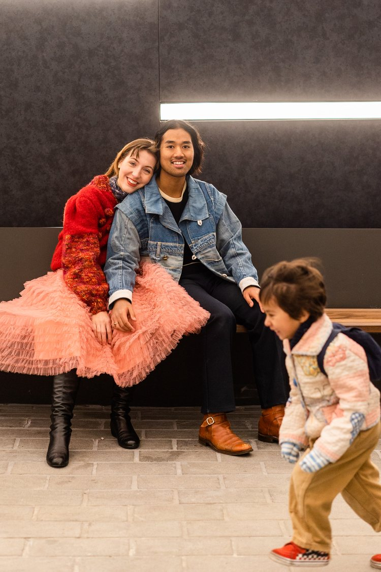 Meet Nong Rak – Thai-American Family Making Magic with Vintage