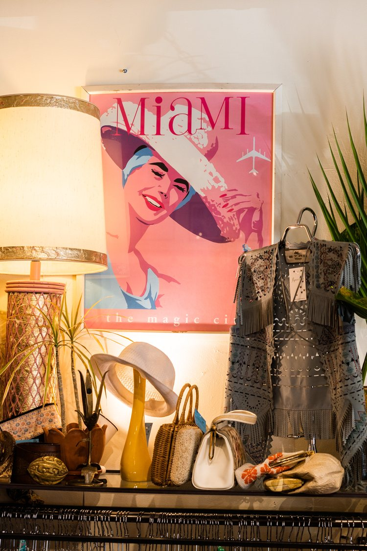 The Best Vintage Stores in Miami