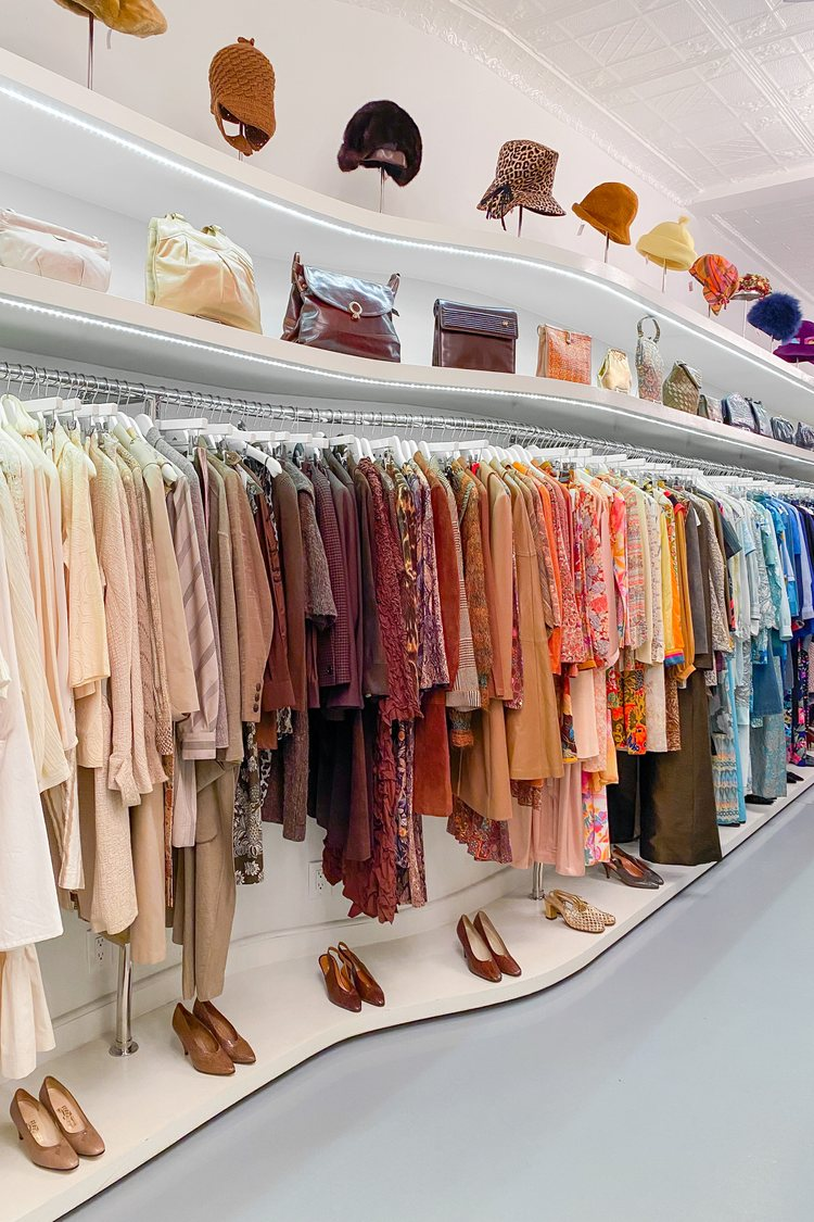 NYC Vintage Map – Your Guide to Vintage Shopping & Thrifting in NYC