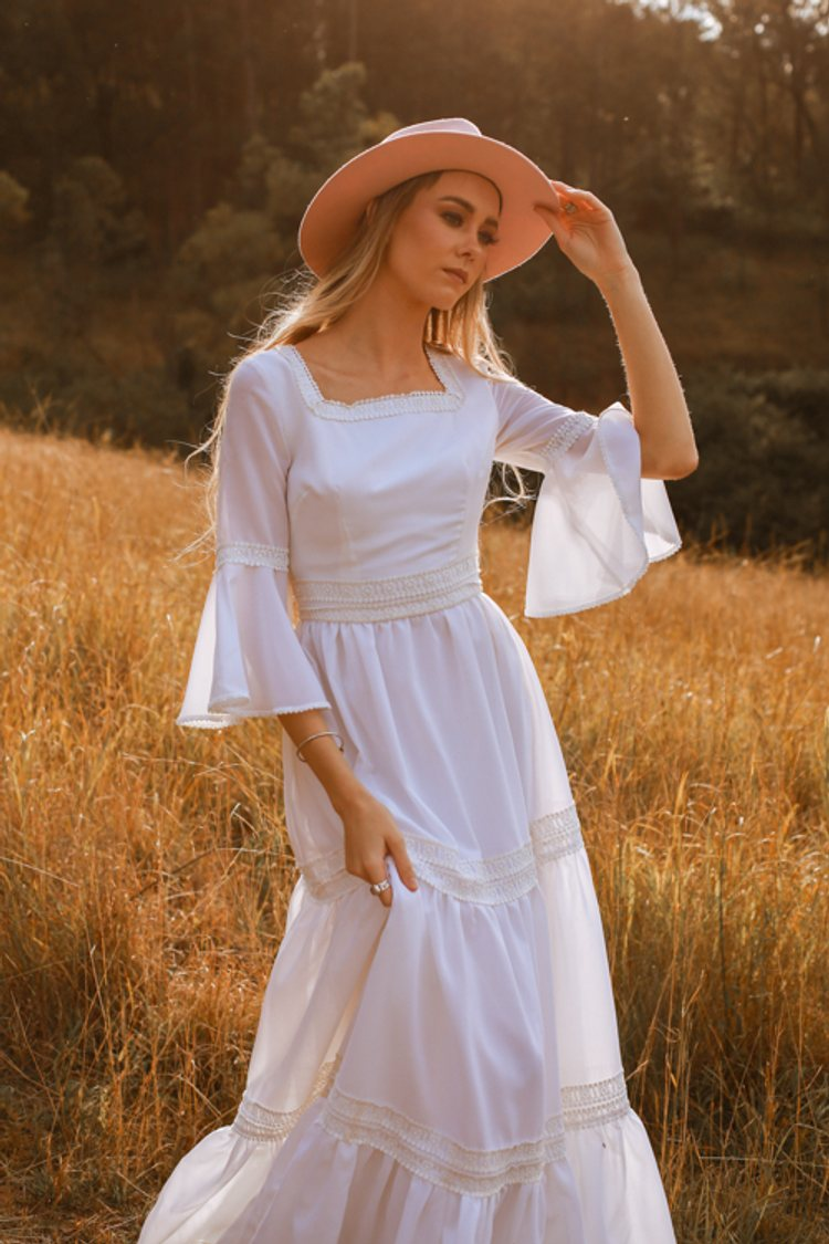 70s Wedding Dresses Reborn