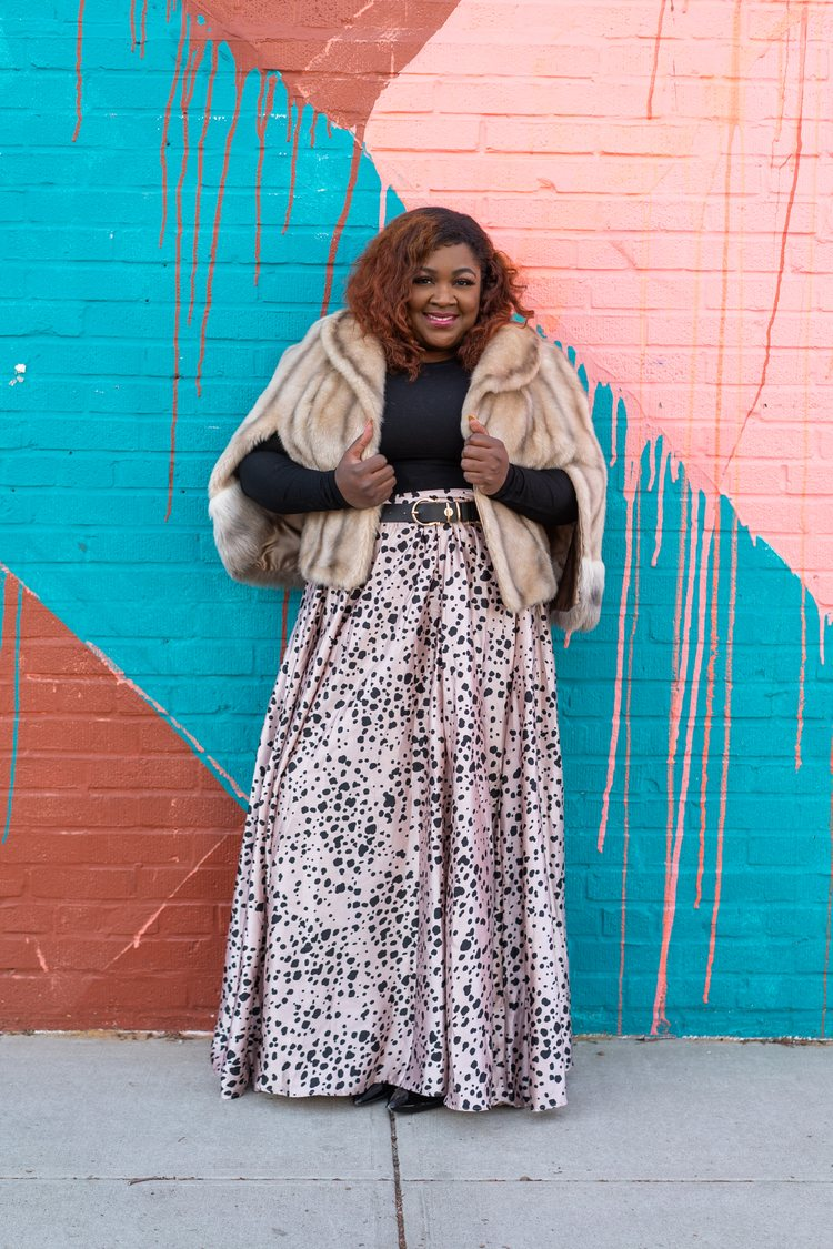 Cheap But Chic – Stylist Karis Battle Shares Her Thrifting Tips