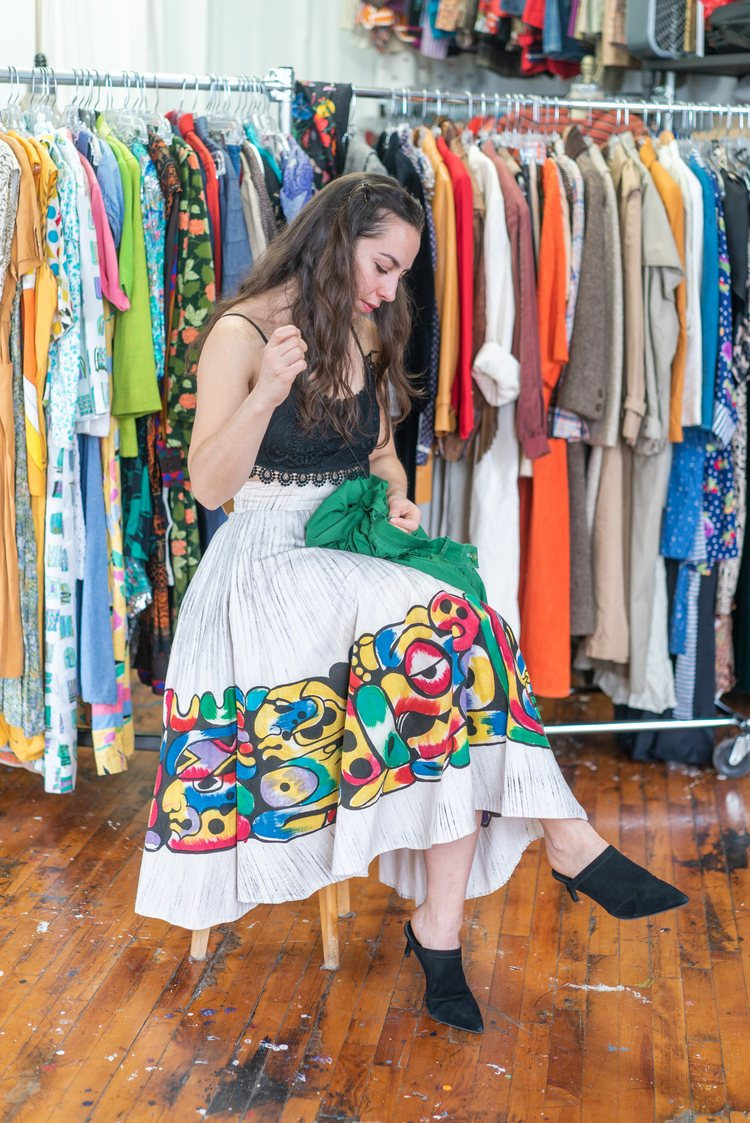From a Teenage Thrifter to a Professional Vintage Seller