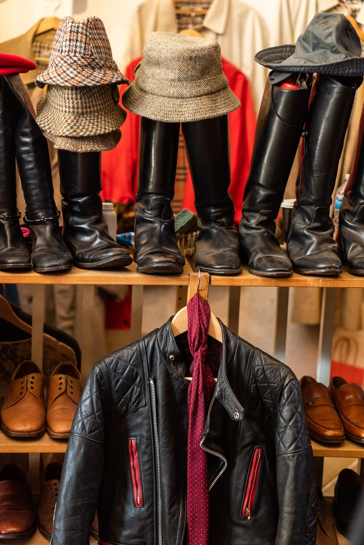 The Best Vintage Stores in London