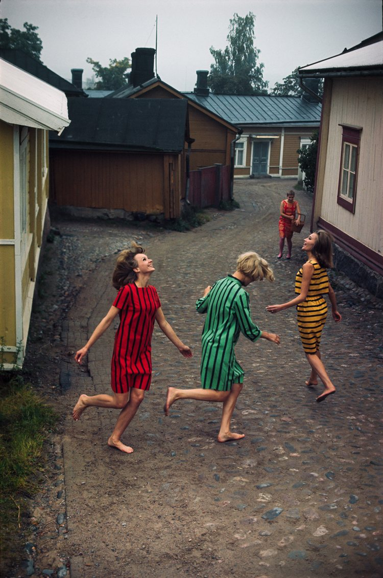 How Marimekko Revolutionized Women's Fashion in the 60s